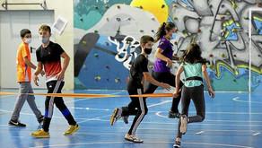 Diario de Noticias. Docentes en Navarra defienden el valor de la E. Física en la salud del alumnado