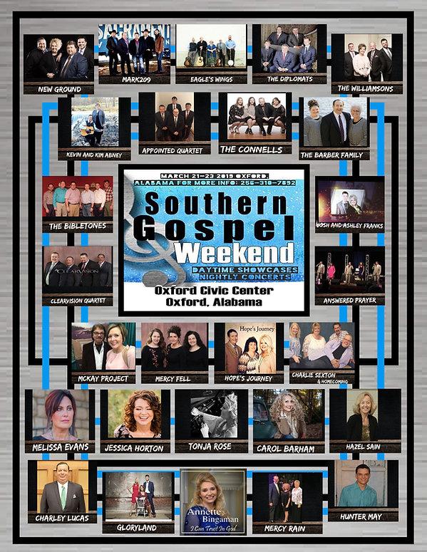 Southern Gospel Weekend 2019 - POSTER3.j
