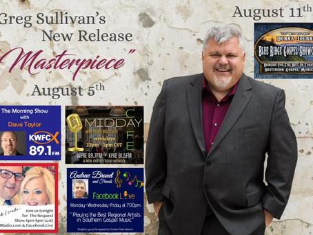 Release Day For Greg Sullivan