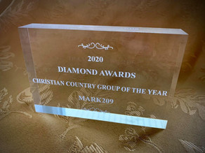 MARK209 Wins Christian Country Group of the Year