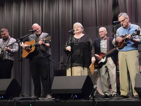 """Eagle's Wings Take Home """"4"""" Diamond Awards at Southern Gospel Weekend"""