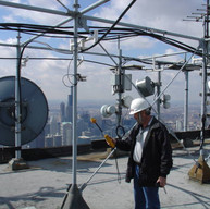 Rooftop Survey with Greg