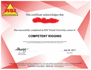 Are your subcontractor's training certifications legitimate?