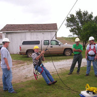 2007 In-House Fall/Tower Safety Class