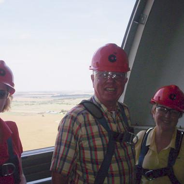 RSI's Miranda Allen with Senator Ruth Teichman and House Representative Pat Maloney