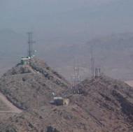 Nevada mountaintop sites.