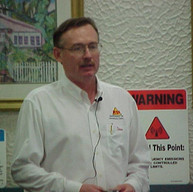 Steve Walz Taining