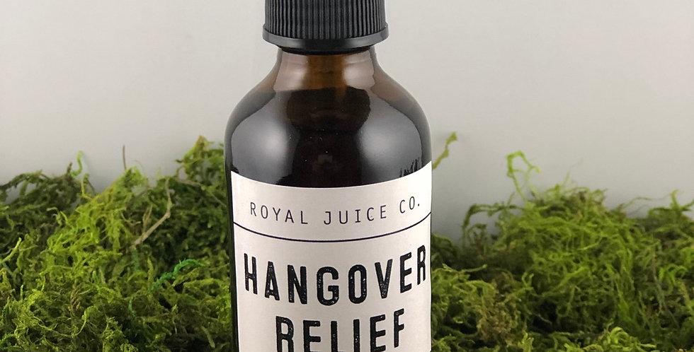 Hangover Relief Liquid Extract