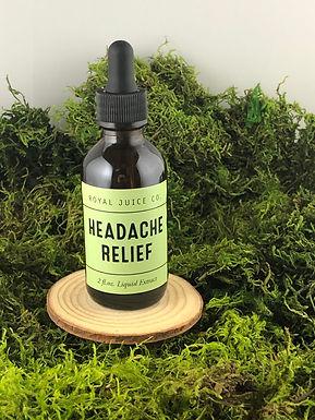 Headache Relief Liquid Extract