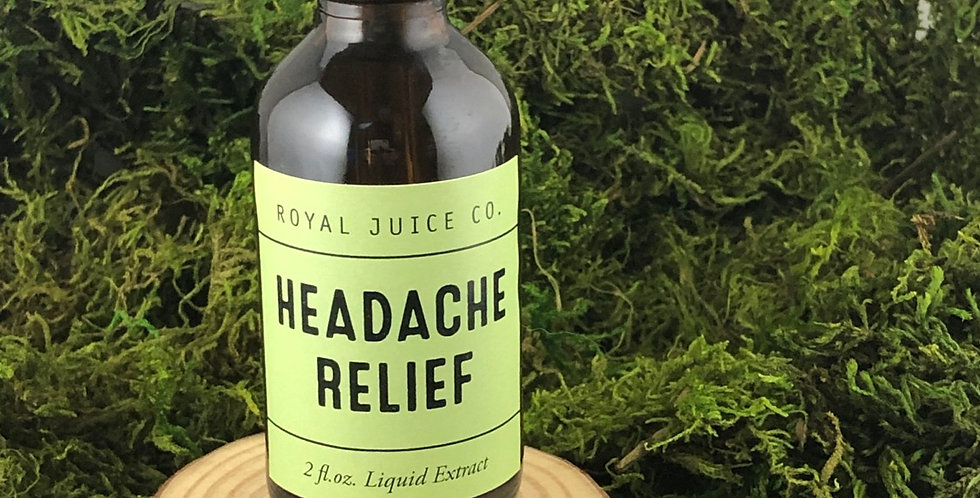 Headache Relief Liquid Extract