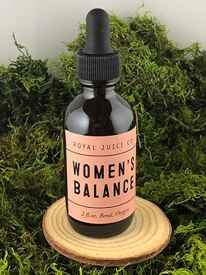 Women's Balance PMS Symptom Relief Liquid Extract