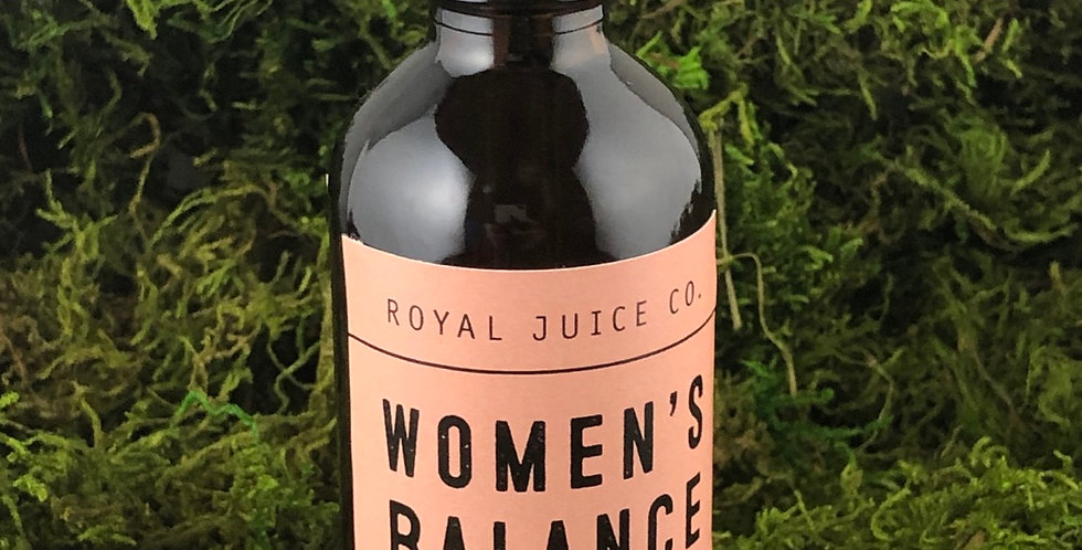 Women's Balance PMS Symptom Relief Liquid Extract