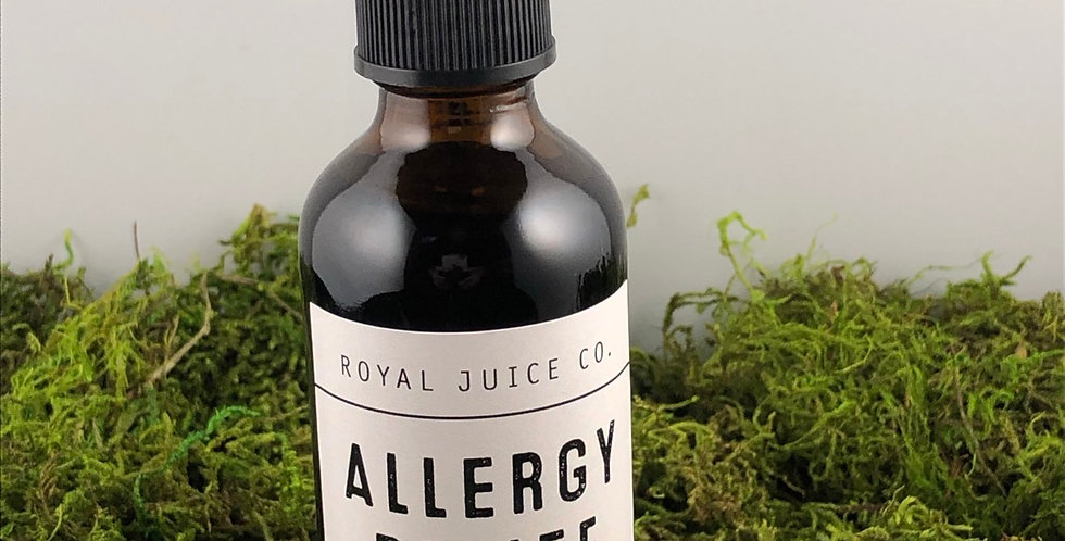 Allergy Free with the Juniper Trees