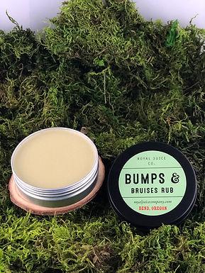 Bumps & Bruises Rub (2 oz. - 4 oz.)