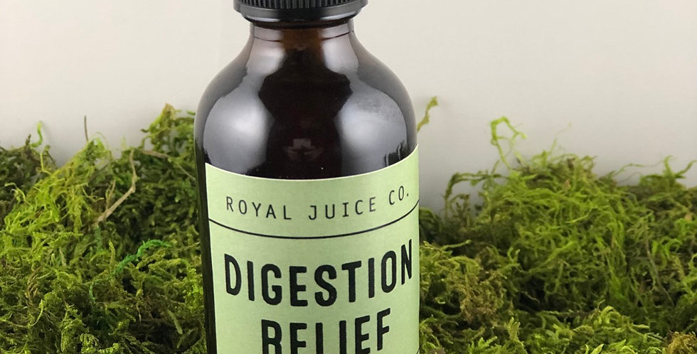 Digestion Relief Liquid Extract
