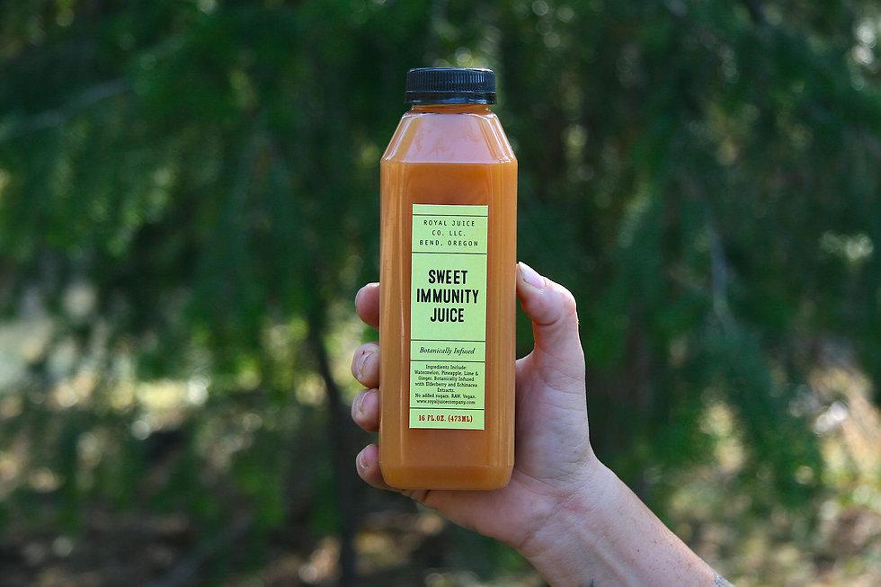 Sweet Immunity Juice