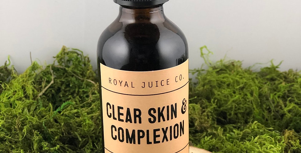 Clear Skin & Complexion Liquid Extract