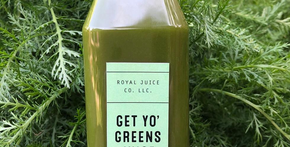 Green Juice 12-Pack