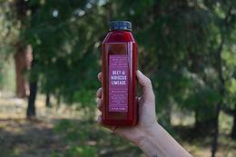 (12-pack) Beet & Hibiscus Limeade Juice