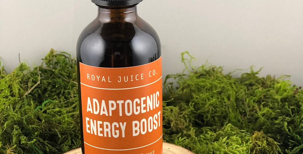 Adaptogenic Energy Boost Liquid Extract
