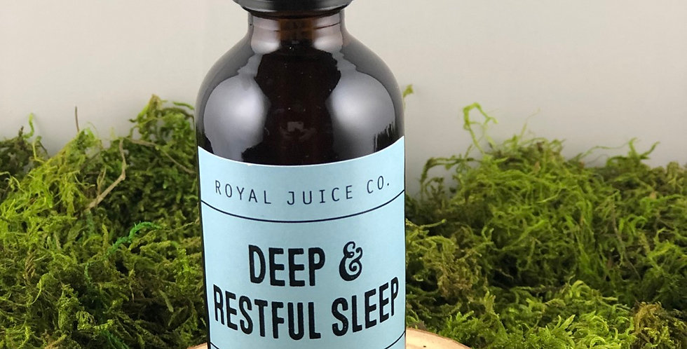 Deep & Restful Sleep Liquid Extract