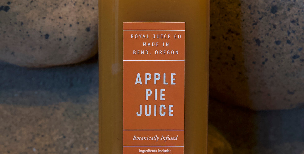 (12-Pack) Apple Pie Juice