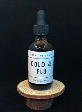 Cold & Flu Liquid Extract
