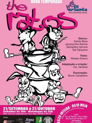 The Ratos | Produção e operação Sonora
