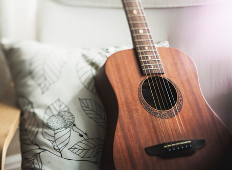 How to Tame an Acoustic Electric Guitar with just too much lows - for FREE