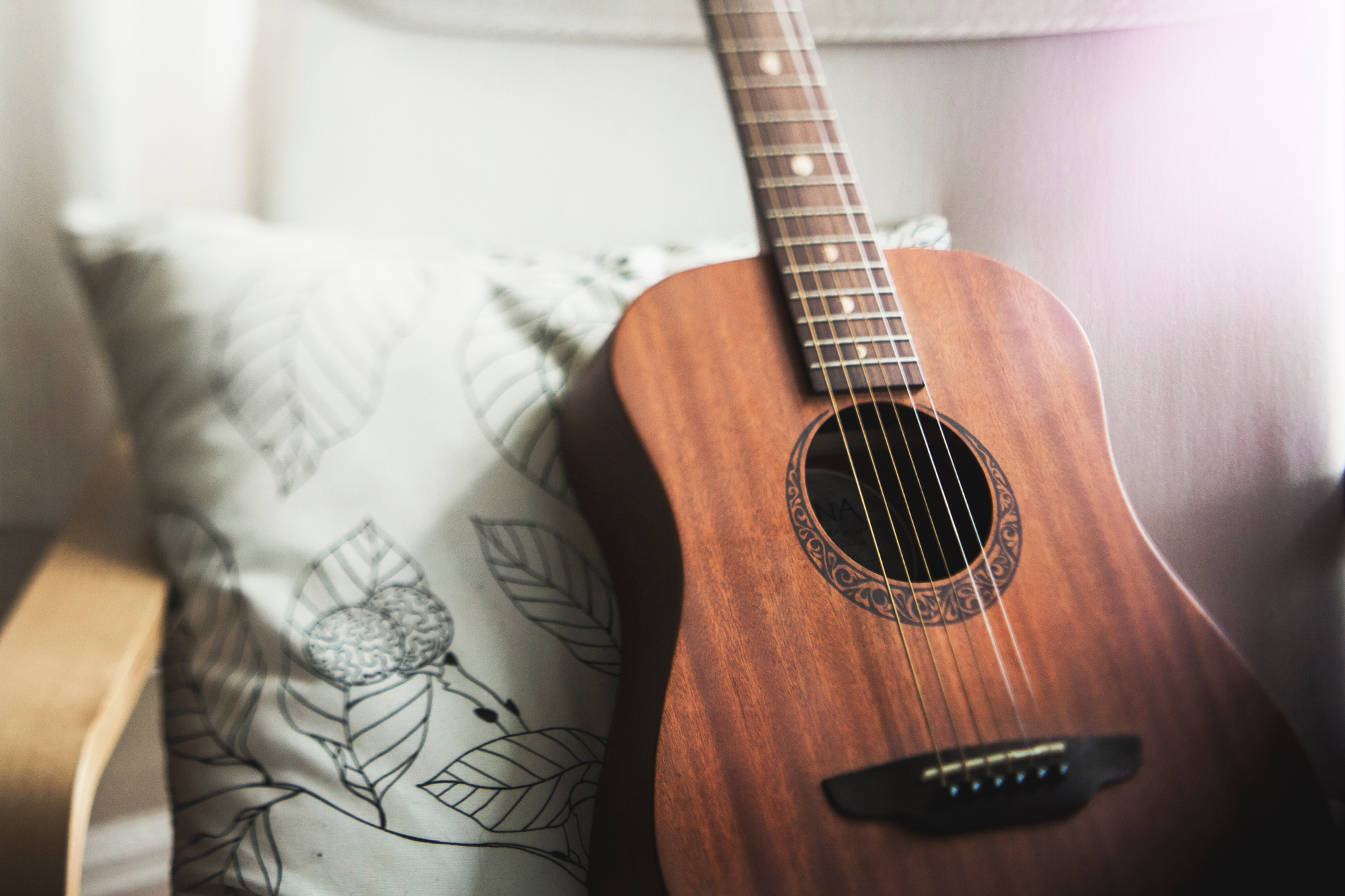 Lessons (Guitar/Piano) / Online