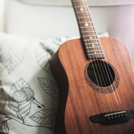 A experiência de aluna iniciante de um instrumento musical