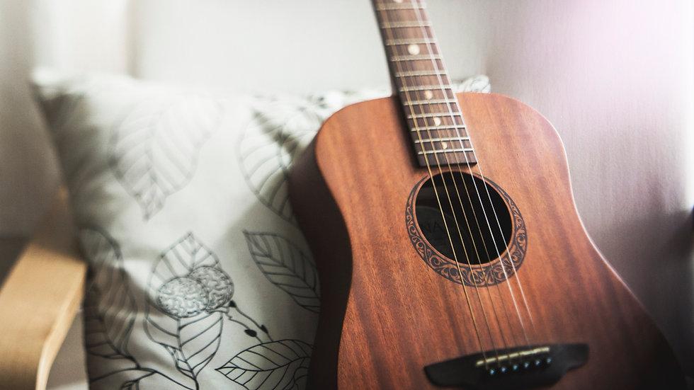 Запись гитар