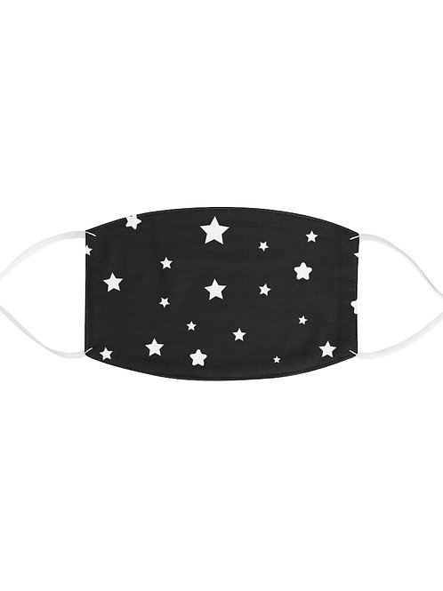star print / face mask
