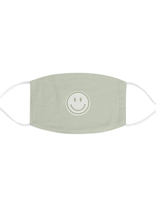 smiley face / face mask