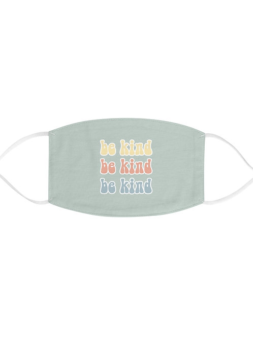 be kind / face mask