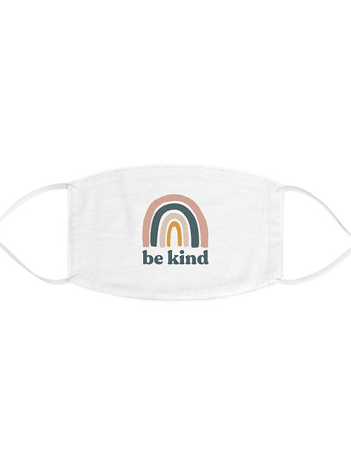 be kind / fabric face mask