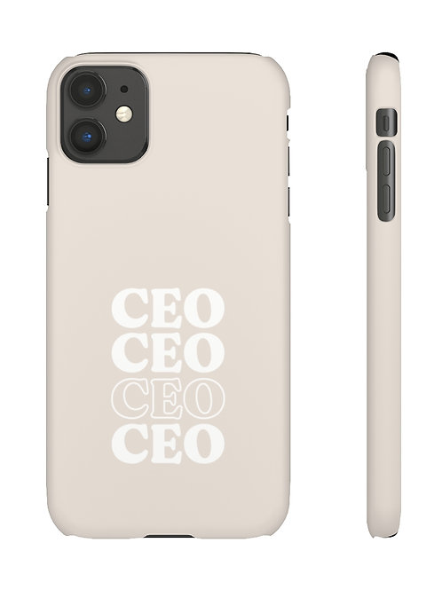 CEO phone case