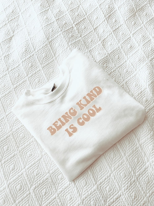 being kind is cool / unisex sweatshirt