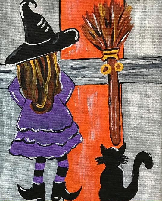 Halloween Art Kit