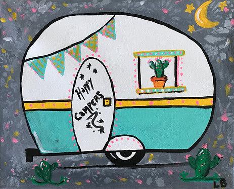 Happy Camper Kits Art Kit