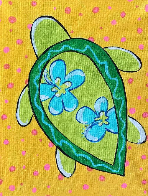 Turtle (Painting Kit)