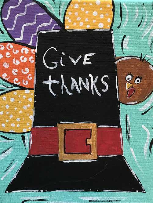 Thanksgiving Art Kit