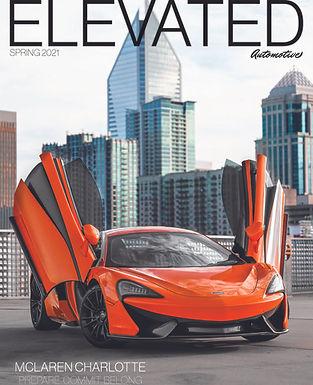 CHARLOTTE MCLAREN AUTOMOTIVE COVER SPRIN