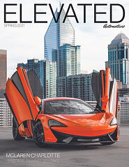 CHARLOTTE MCLAREN AUTOMOTIVE COVER SPRIN