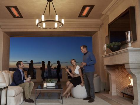 Infratech - Brining Indoor Comfort to Outdoor Living
