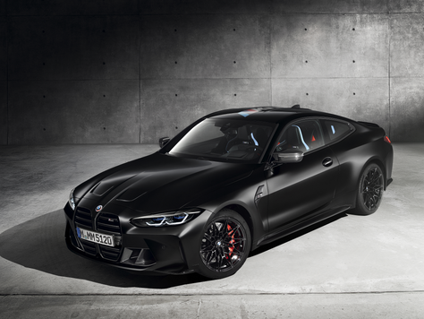 BMW - M4 Competition x Kith