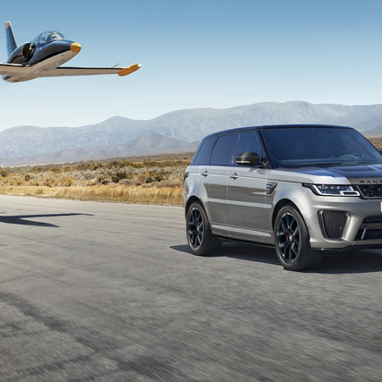 Range Rover Sport - SVR Carbon Edition - The Fastest Land Rover Ever Produced