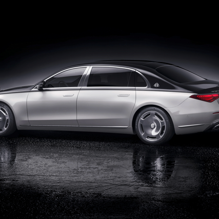Mercedes-Maybach S-Class - A New Definition of Luxury
