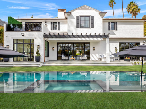 A Breathtaking Brentwood Park Masterpiece