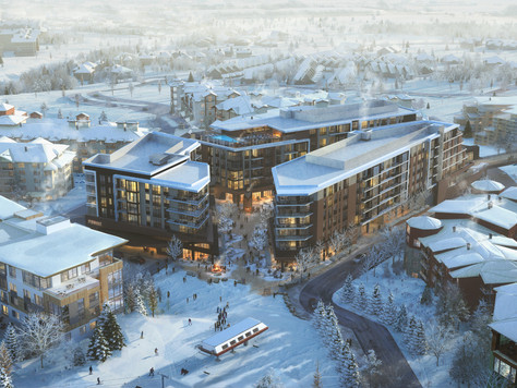 Pendry Park City Hotel & Residences